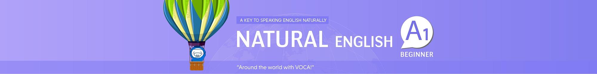NATURAL ENGLISH A1