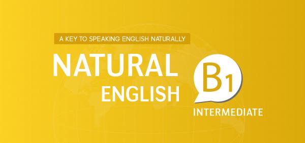 bộ từ vựng natural english B1