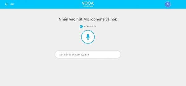 học bằng phương pháp phát âm
