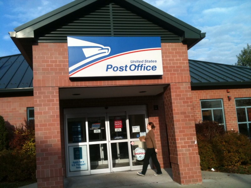 THE POST OFFICE - READING 1