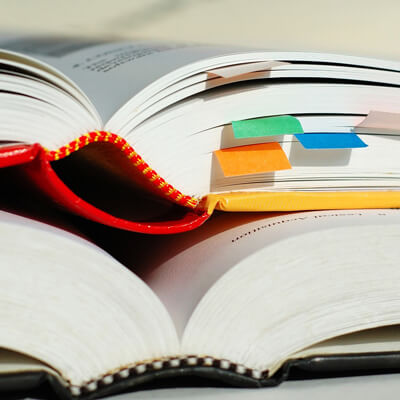 STUDY HABITS (READING AND WRITING)