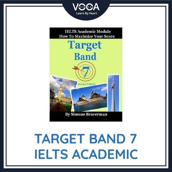 target band 7 ielts academic