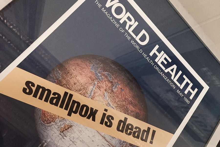 THE END OF SMALLPOX