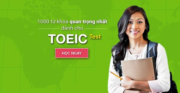Bộ từ vựng VOCA for TOEIC (New): Bí kíp luyện thi TOEIC cấp tốc!