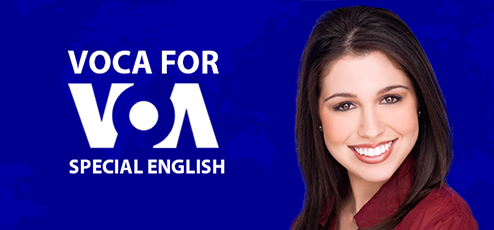 VOCA for VOA Special English