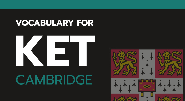VOCA FOR CAMBRIDGE KET