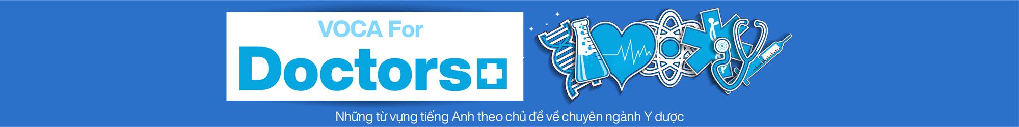 VOCA FOR DOCTORS