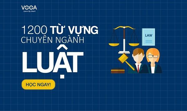 Muốn giỏi Luật, không thể không học tiếng Anh