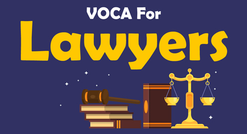 VOCA FOR LAWYERS