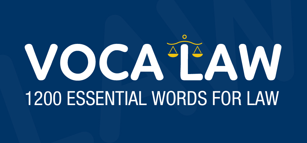 VOCA FOR LAW