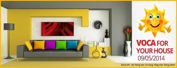 vocafor your house(1)