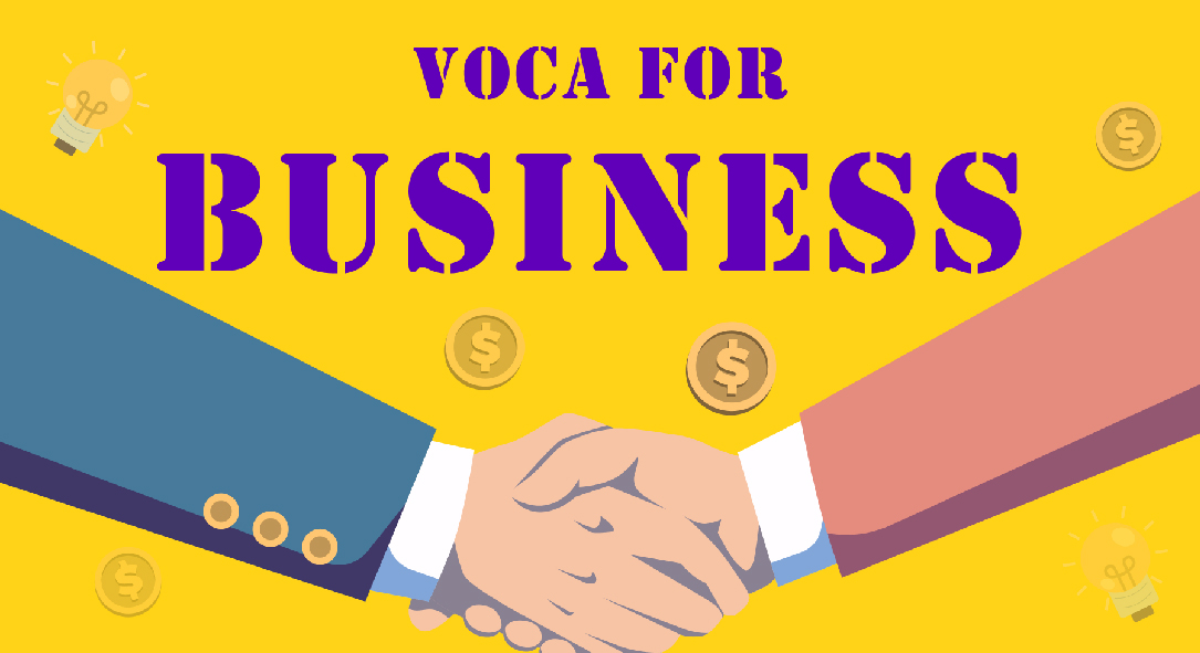 VOCA FOR BUSINESS