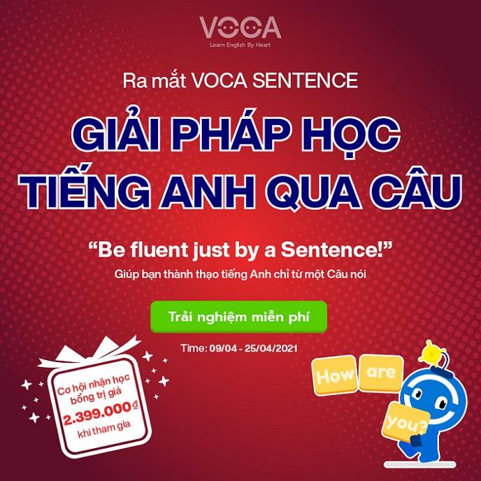 VOCA Sentence