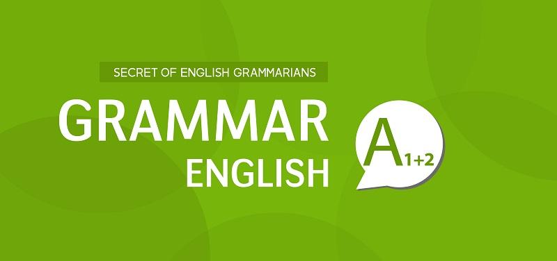 BASIC GRAMMAR (A1+A2)