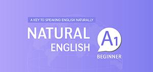 NATURAL ENGLISH A1 (2019)