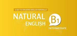 NATURAL ENGLISH B1 (2019)