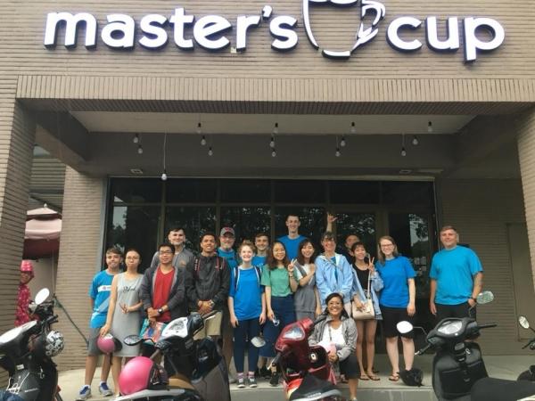 Câu lạc bộ tiếng Anh Master's cup