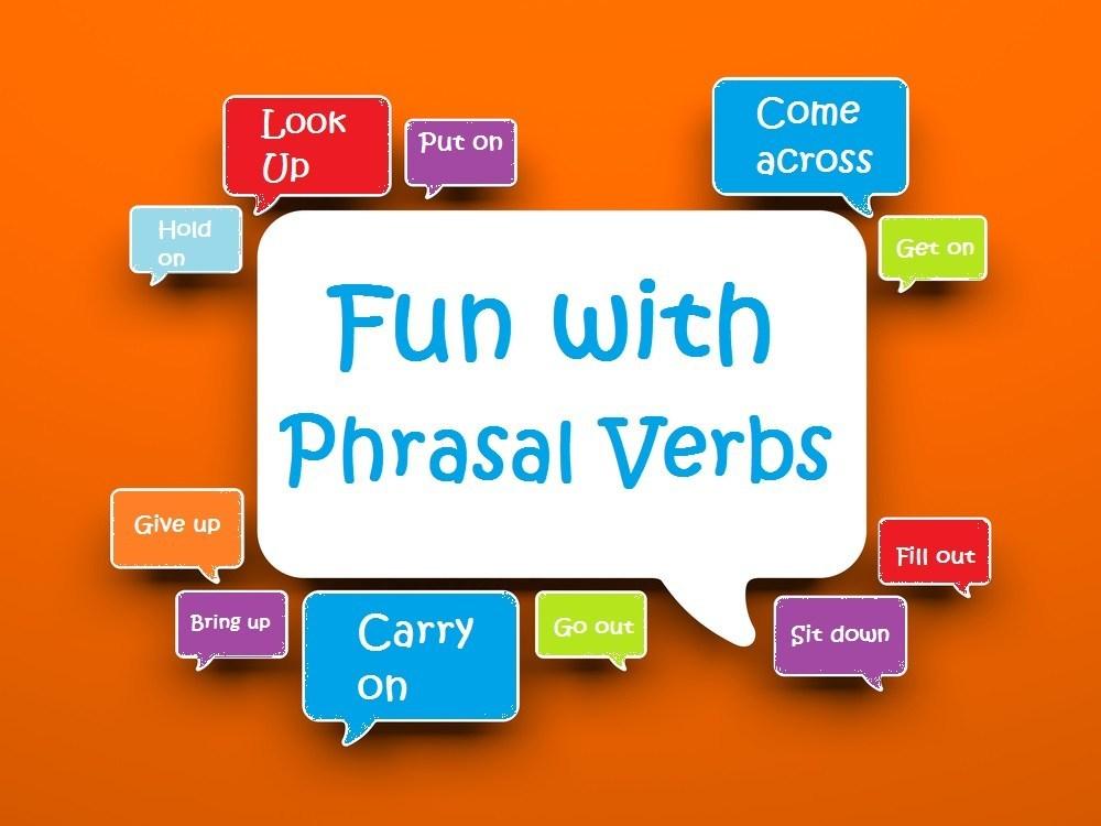 5 mẹo giúp bạn ghi nhớ các Phrasal verbs (Cụm động từ tiếng Anh) dễ dàng hơn