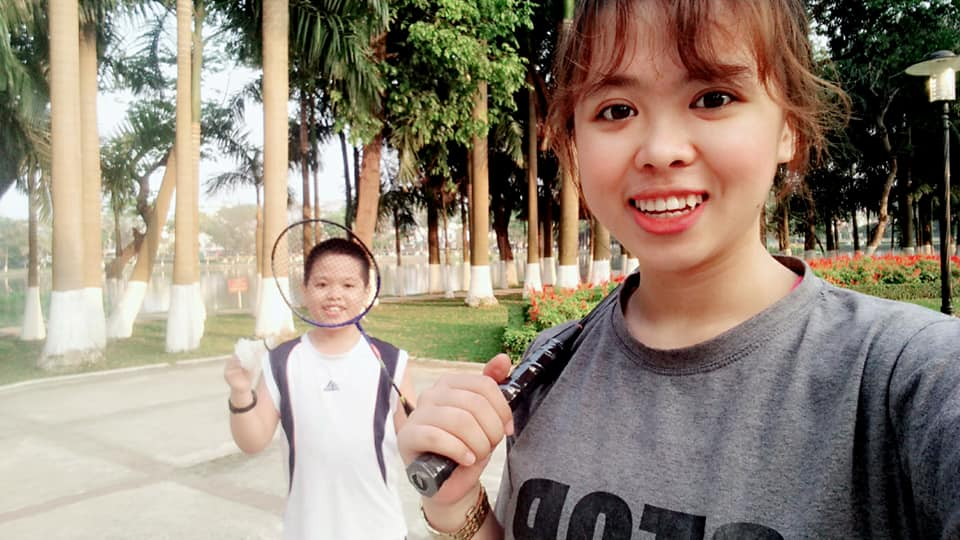 Learn English with VOCA (Anh Huynh, from Da Nang province)