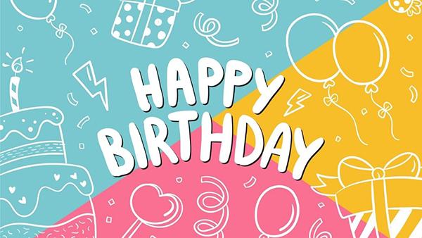Bài viết về bữa tiệc sinh nhật bằng tiếng anh hay