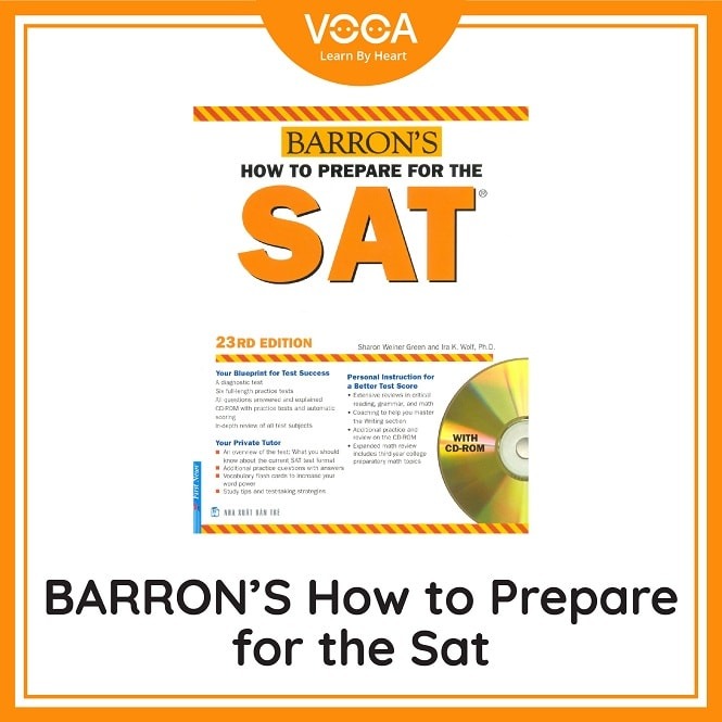 Ebook ~ Barron's How To Prepare for the SAT 23rd Edition
