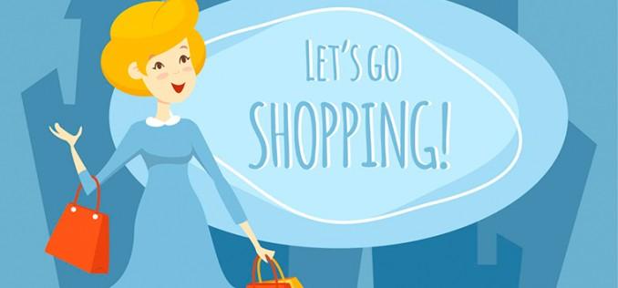 Những mẫu câu Tiếng Anh thường dùng khi đi mua sắm
