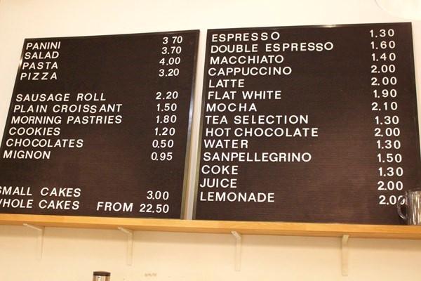 Cách gọi Cafe trong tiếng Anh