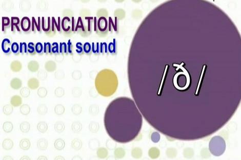 Học phát âm Tiếng Anh phụ âm / ð /
