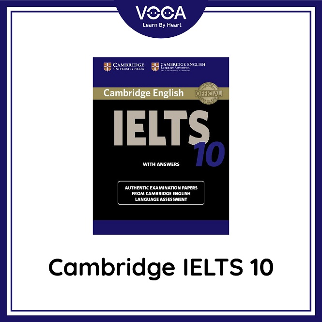 Ebook ~ Trọn bộ Cambridge IELTS with answer (từ 5 đến 10)