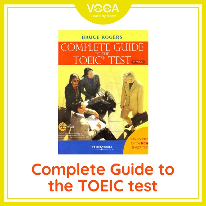 Ebook ~ Complete Guide to The TOEIC Test 3rd Edition