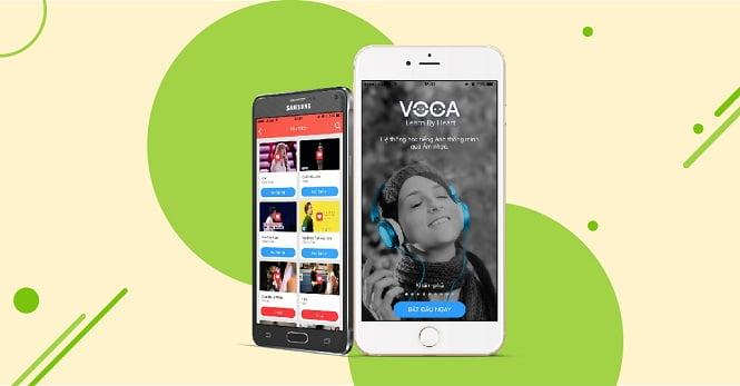 Ra mắt ứng dụng VOCA Music trên Smartphone (Điện thoại thông minh)