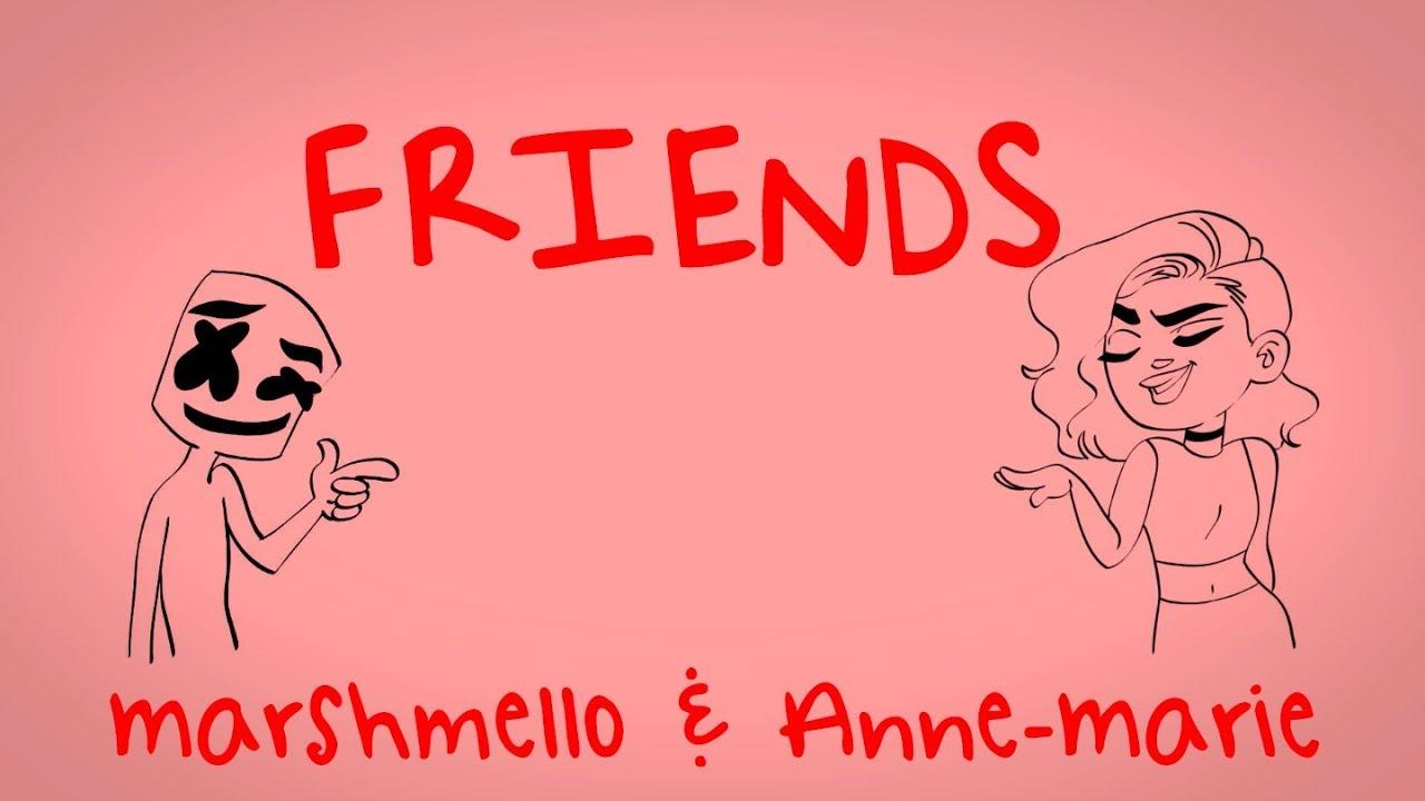 Lời dịch bài hát Friends