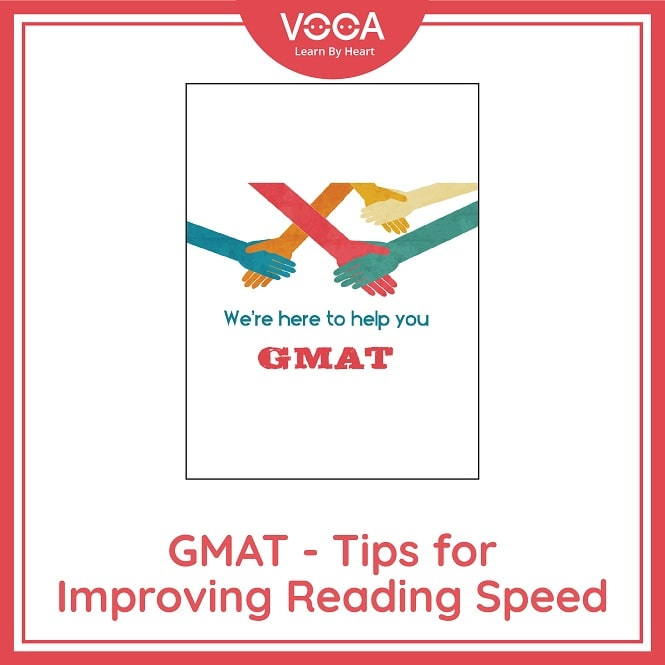 Sách GMAT hay ~ Tips For Improving Reading Speed