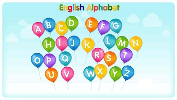 Học bảng chữ cái tiếng Anh cho người mới bắt đầu