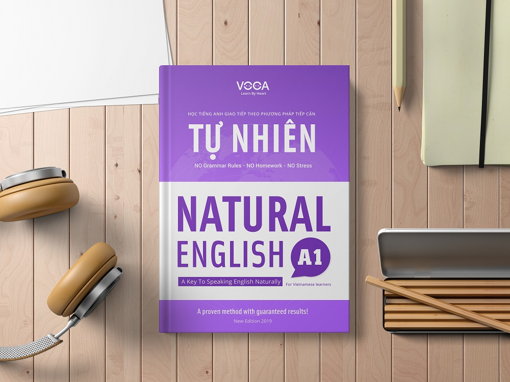 Hướng dẫn cách học tiếng Anh giao tiếp với Natural English