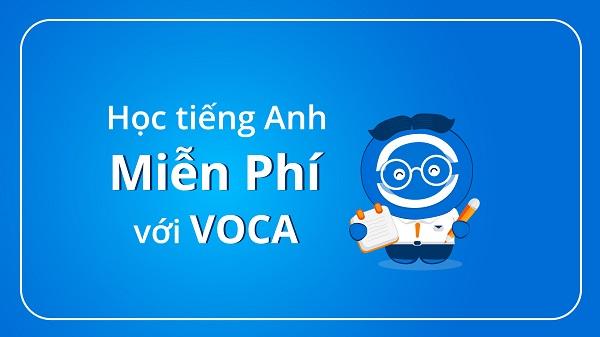 Các khoá học tiếng anh miễn phí trên voca