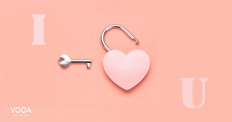 Cách thể hiện tình yêu trong tiếng Anh