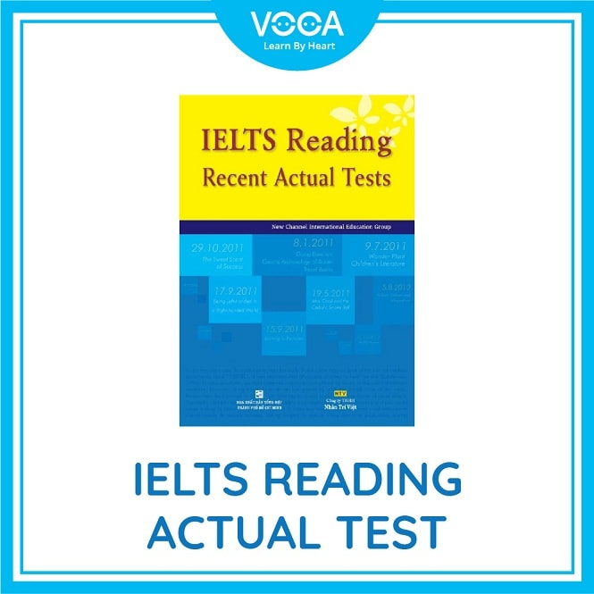 ielts reading actual test