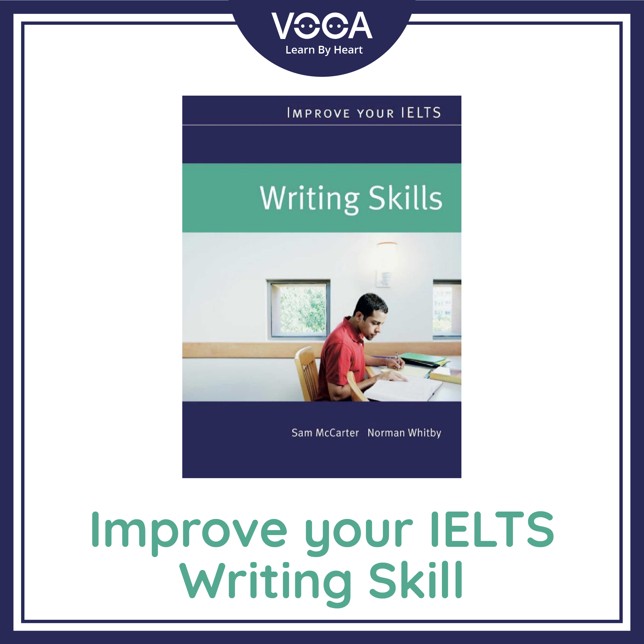 Ebook ~ Improve your IELTS – Writing Skill ( PDF Download )