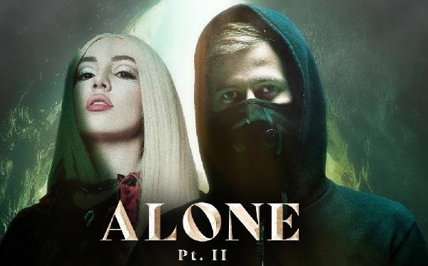 Lời dịch bài hát Alone, Pt.II