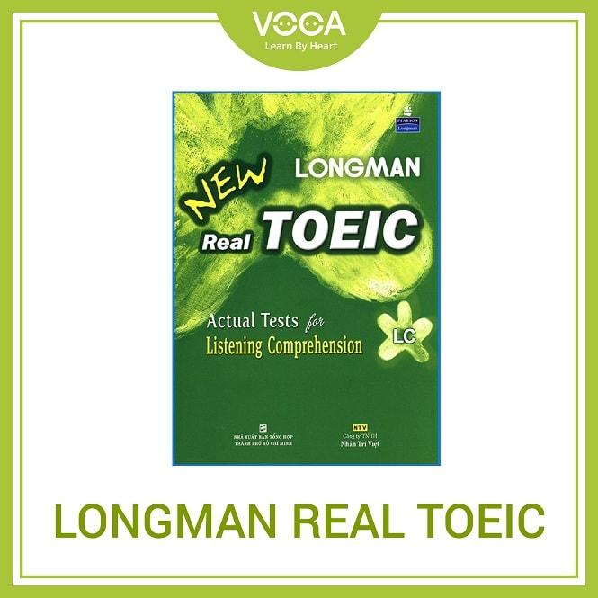 longman real toeic