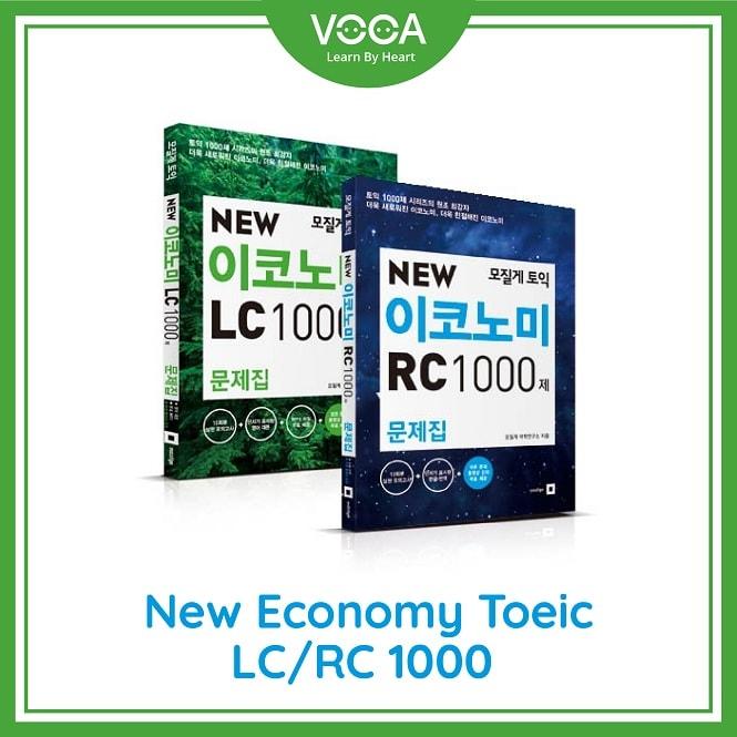 new economy toeic