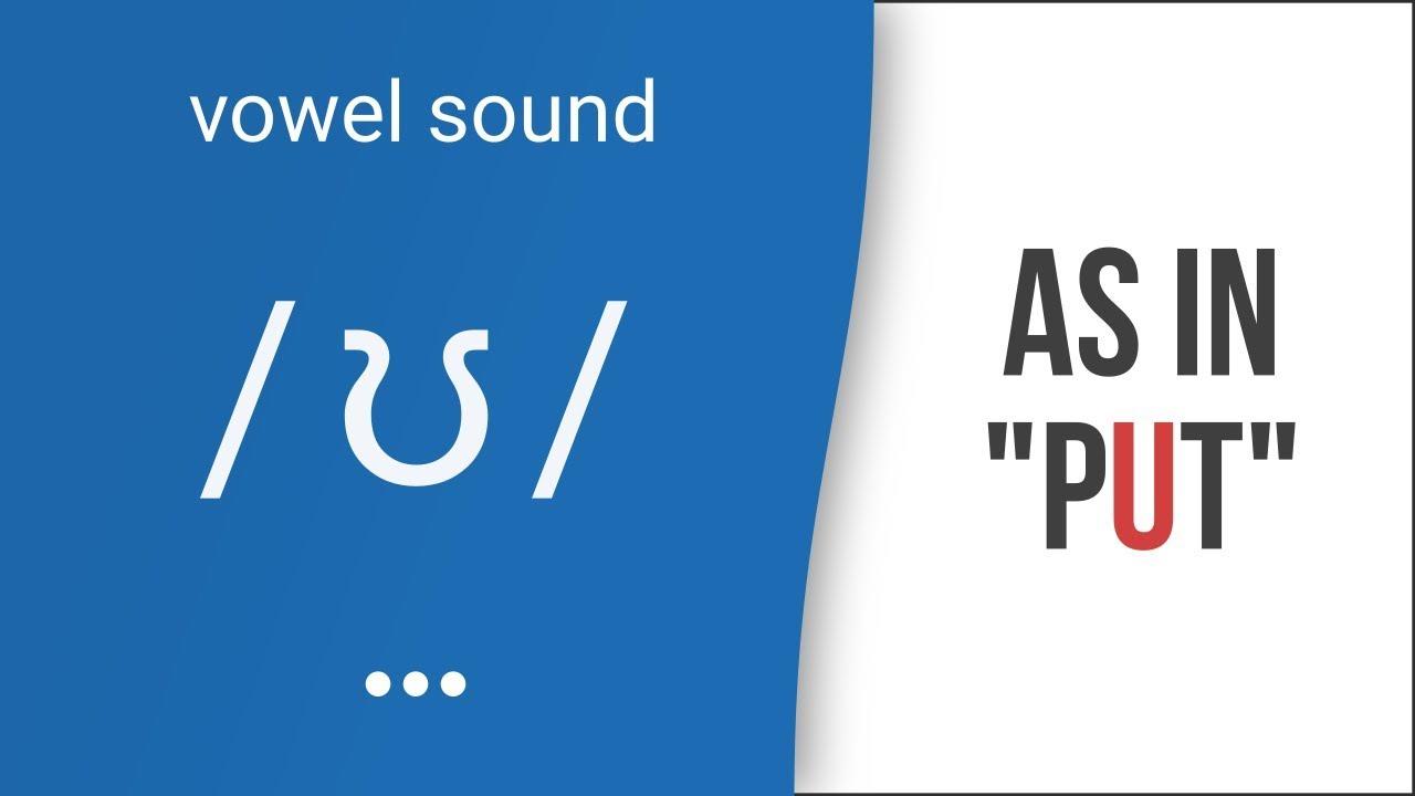 Hướng dẫn cách phát âm tiếng Anh | nguyên âm /Ʊ/ | Vowel /Ʊ/