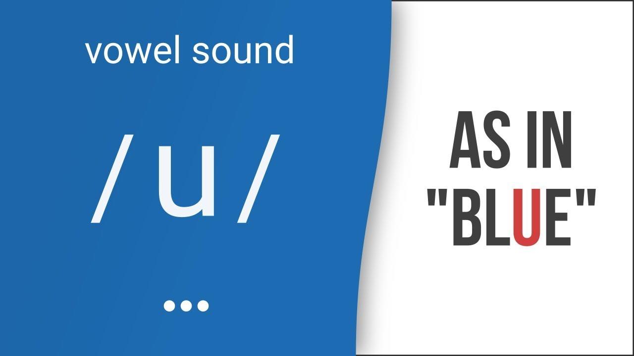Hướng dẫn cách phát âm tiếng Anh | nguyên âm /u:/ | Vowel /u:/