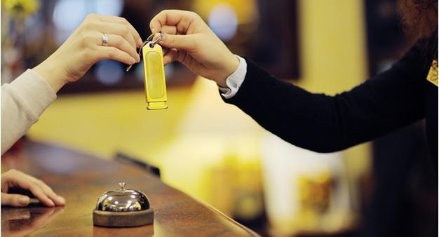 Những mẫu câu nói Tiếng Anh thường dùng khi trả phòng khách sạn