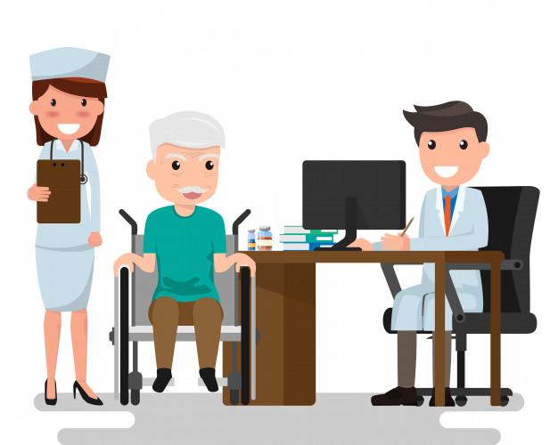 Các câu Tiếng Anh dùng tại phòng khám bác sĩ