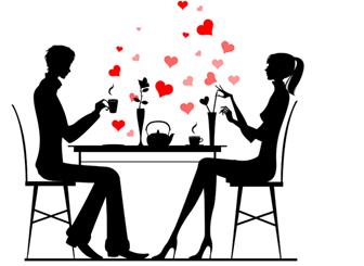 Những mẫu câu Tiếng Anh thường dùng khi hẹn hò lãng mạn