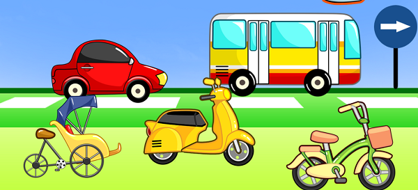 Những mẫu câu Tiếng Anh thường dùng khi nói về phương tiện đi lại