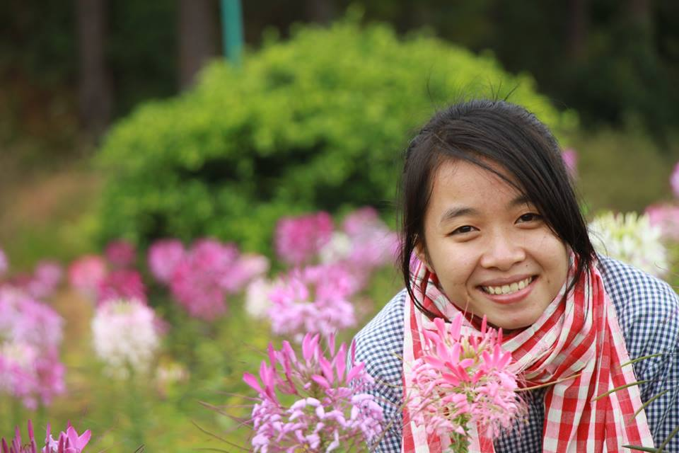 Learn English with VOCA (Nhung Nguyen Cam, from Quang Nam province)
