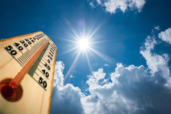 Những thành ngữ tiếng Anh về nắng nóng